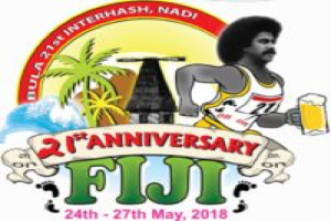 Fiji Interhash 2018 21th ann.